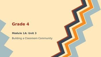 Engage New York ELA Grade 4: Module 1A: Unit 3: Lesson 3