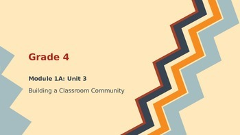 Engage New York ELA Grade 4: Module 1A: Unit 3: Lesson 4