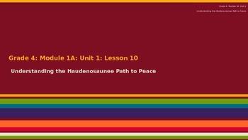 Engage New York ELA Module 1 Lesson 10 Fourth Grade