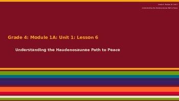 Engage New York ELA Module 1 Lesson 6 Fourth Grade
