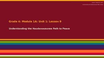 Engage New York ELA Module 1 Lesson 9 Fourth Grade