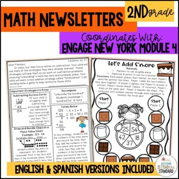 Engage Ny Math Centers & Worksheets | Teachers Pay Teachers