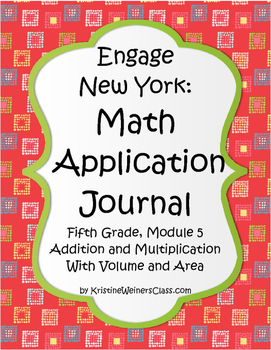 Engage New York / Eureka Application Problems Fifth Grade Module 5