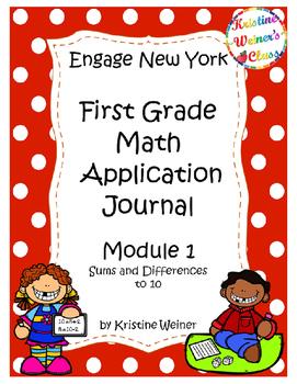 Engage New York / Eureka Application Problems First Grade Module 1