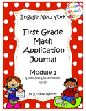 Engage New York / Eureka Application Problems First Grade Module 1