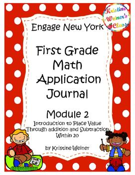 Engage New York / Eureka Application Problems First Grade Module 2
