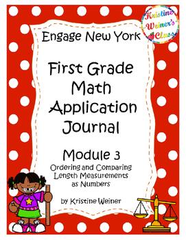Engage New York / Eureka Application Problems First Grade Module 3