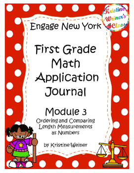 Engage New York / Eureka Application Problems First Grade