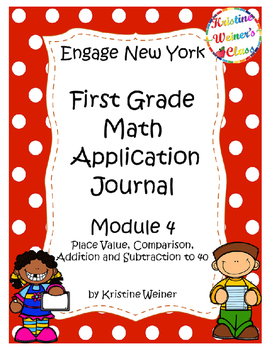 Engage New York / Eureka Application Problems First Grade Module 4