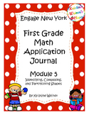 Engage New York / Eureka Application Problems First Grade Module 5