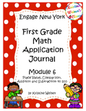 Engage New York / Eureka Application Problems First Grade Module 6