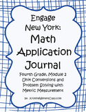 Engage New York / Eureka Application Problems Fourth Grade Module 2
