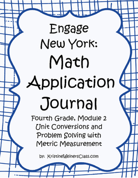Engage New York / Eureka Application Problems Fourth Grade Module 2