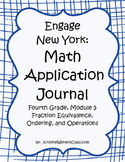 Engage New York / Eureka Application Problems Fourth Grade Module 5