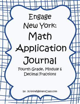 Engage New York / Eureka Application Problems Fourth Grade Module 6