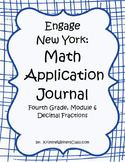 Engage New York / Eureka Application Problems Fourth Grade Module 6