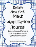Engage New York / Eureka Application Problems Fourth Grade Module 7