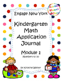Engage New York / Eureka Application Problems Kindergarten Module 1