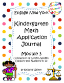 Engage New York / Eureka Application Problems Kindergarten Module 3