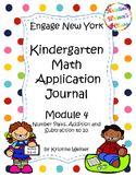 Engage New York / Eureka Application Problems Kindergarten Module 4