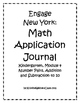 Engage New York / Eureka Application Problems Kindergarten Module 4