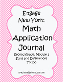 Engage New York / Eureka Application Problems Second Grade Module 1