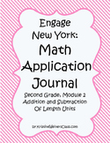 Engage New York / Eureka Application Problems Second Grade Module 2