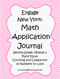 Engage New York / Eureka Application Problems Second Grade Module 3