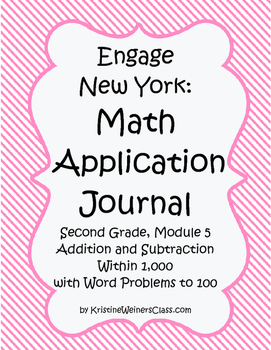 Engage New York / Eureka Application Problems Second Grade Module 5
