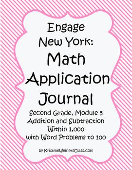 Engage New York / Eureka Application Problems Second Grade Module 5