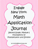 Engage New York / Eureka Application Problems Second Grade Module 6
