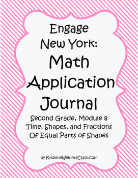 Engage New York / Eureka Application Problems Second Grade