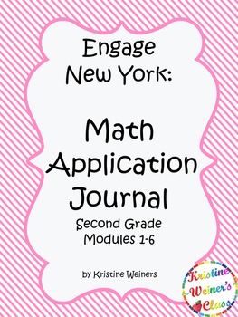 Engage New York / Eureka Application Problems Second Grade {Modules 1-8 Bundled}