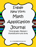 Engage New York / Eureka Application Problems Third Grade Module 4