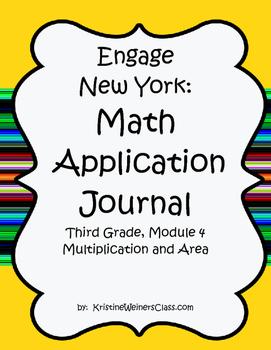 Engage New York / Eureka Application Problems Third Grade Module 4