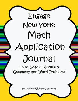 Engage New York / Eureka Application Problems Third Grade Module 7