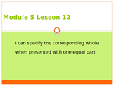 Engage New York / Eureka Grade 3 Module 5 Lesson 12 PowerPoint