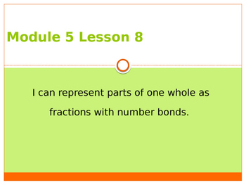 Engage New York / Eureka Grade 3 Module 5 Lesson 8 PowerPoint