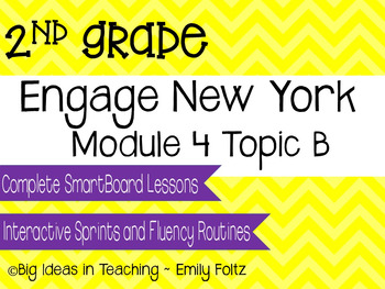 Engage New York Eureka Math 2nd Grade Module 4 Topic B Sma