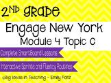 Engage New York Eureka Math 2nd Grade Module 4 Topic C Smartboard Lessons