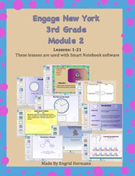 Engage New York (Eureka Math) 3rd Grade, Module 2