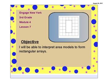 Engage New York (Eureka Math) 3rd Grade, Module 4 (PDF Files)