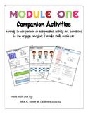 Engage New York/ Eureka Math Companion Materials Module 1