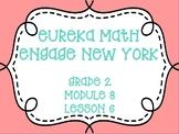 Engage New York, Eureka Math, Grade 2, Module 8, Lesson 6