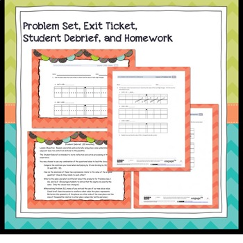 Engage New York (Eureka) Math Grade 5-Module 1 Lessons 1-16 POWERPOINT & PDF