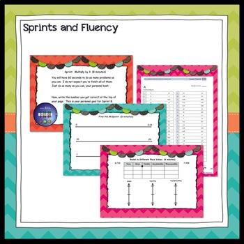 Engage New York (Eureka) Math Grade 5-Module 1 Bundle Part 1 SMART Notebook