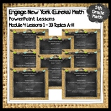 Engage New York (Eureka) Math-Grade 5 Module 4 Lessons 1-3
