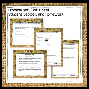 Engage New York (Eureka) Math Grade 5-MODULE 4 BUNDLE Topics A-H SMART Notebook