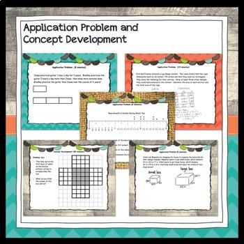 Engage New York (Eureka) Math Grade 5-Modules 1-6 Bundle SMART Notebook