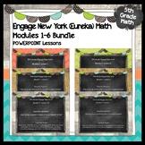 Engage New York (Eureka) Math Grade 5-Modules 1-6 ENTIRE Y